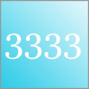 3333 Código sagrado de la gratitud
