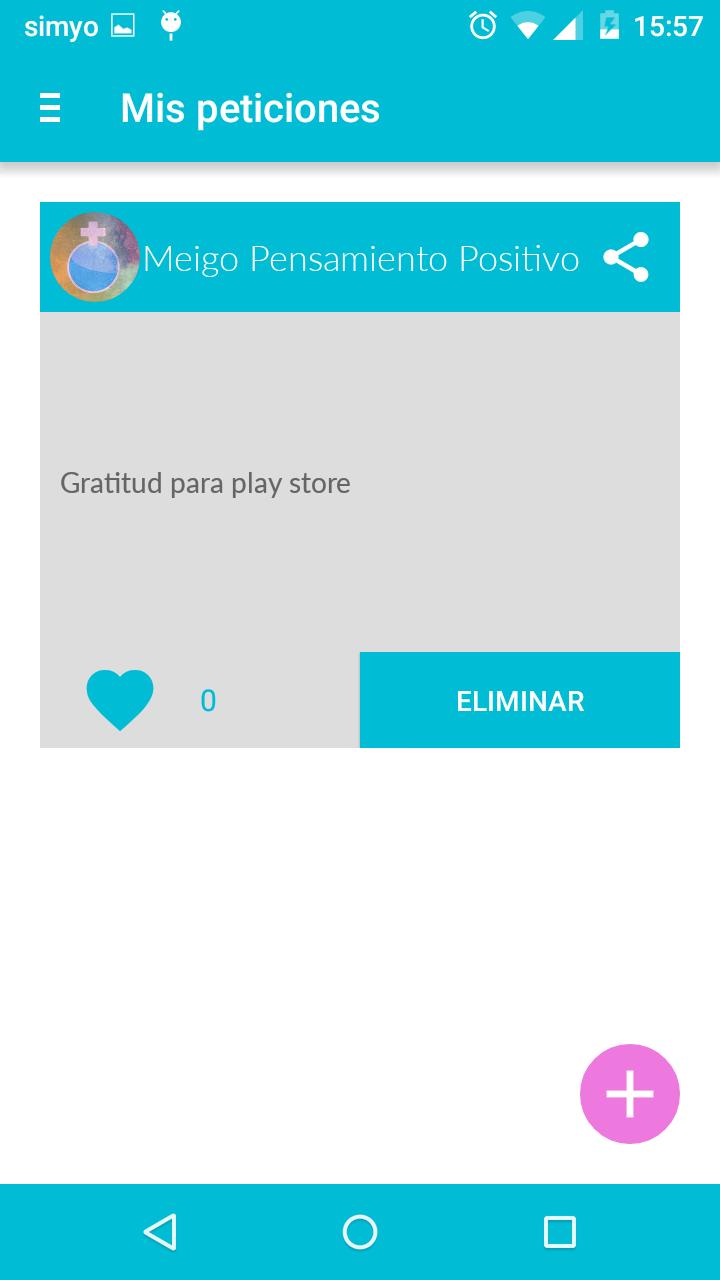 Podrás pedir ayuda desde la app para activar un código